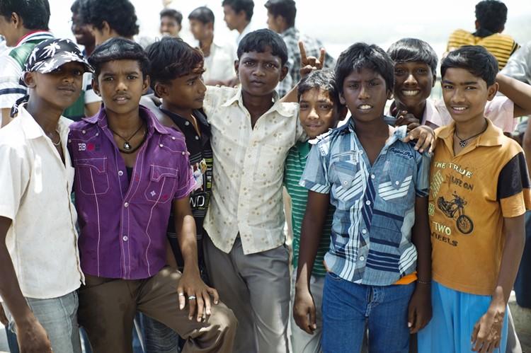 Trichy - Reisebaustein Indien