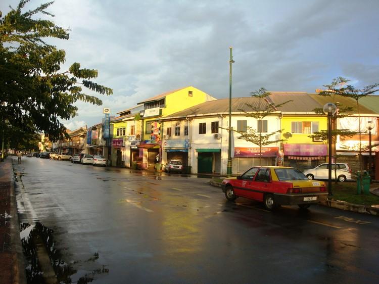 Kuching - Reisebaustein Malaysia