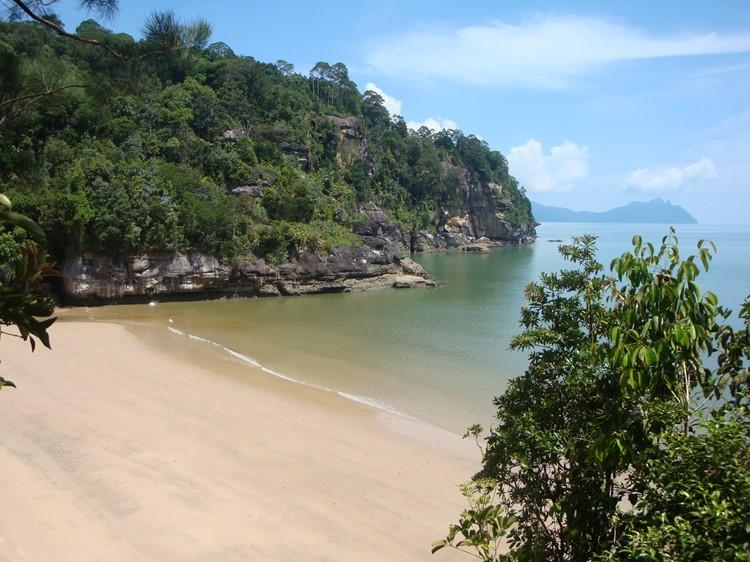 Bako - Reisebaustein Malaysia