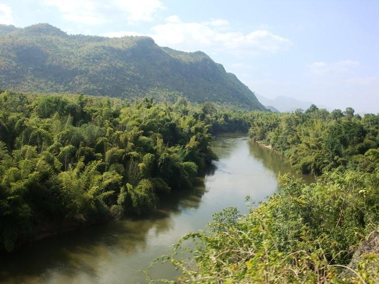 River Kwai - Kanchanaburi
