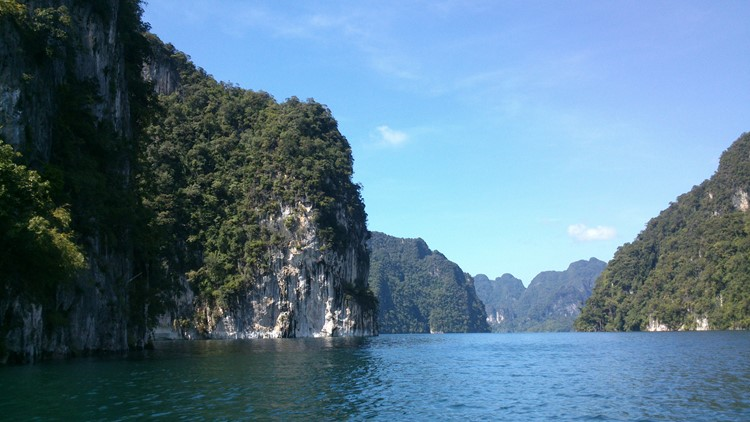 Khao Sok Nationaal Park - Thailand