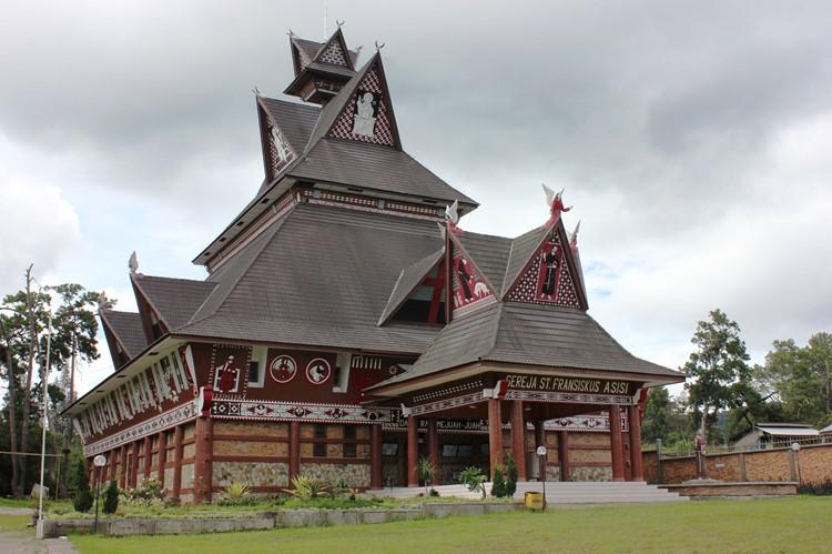 Berastagi - Sumatra - Indonesië