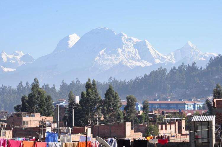 Reisebaustein Peru - Huaraz