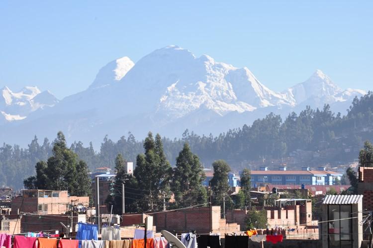 Huaraz - Noord Peru