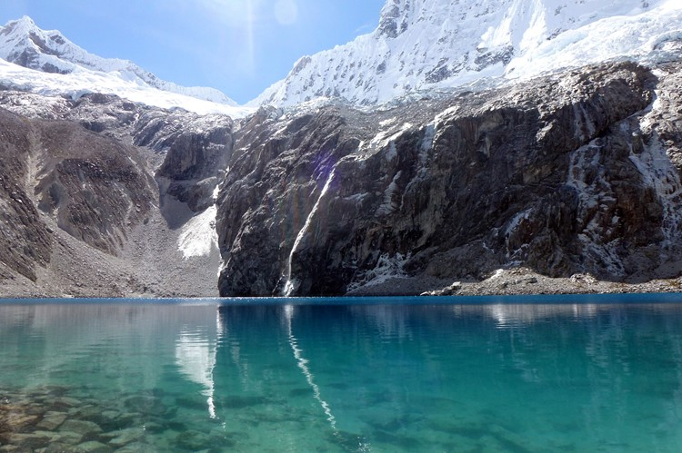 Lake 69 Huascarán National Park - Huaraz - Noord Peru