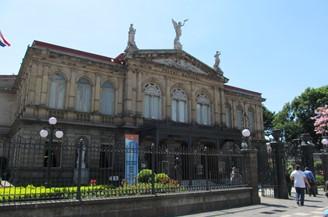 Reise Costa Rica - Hauptstadt San José