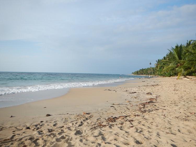 Reise Costa Rica - Strand Puerto Viejo