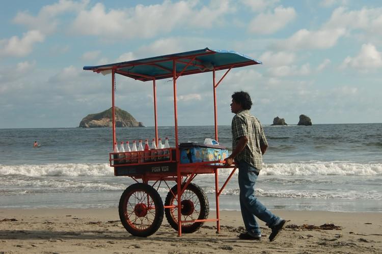 Reise Costa Rica - Manuel Antonio Strand