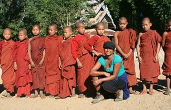 Soenita in Myanmar