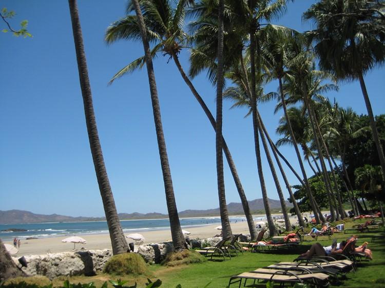 Reise Costa Rica - Strand Tamarindo