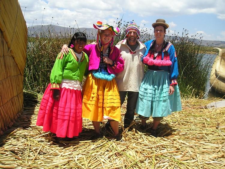 Reisebaustein Peru - Titicacasee