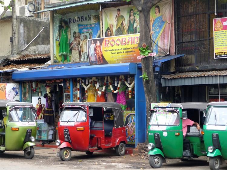 Colombo - Reisebaustein Sri Lanka