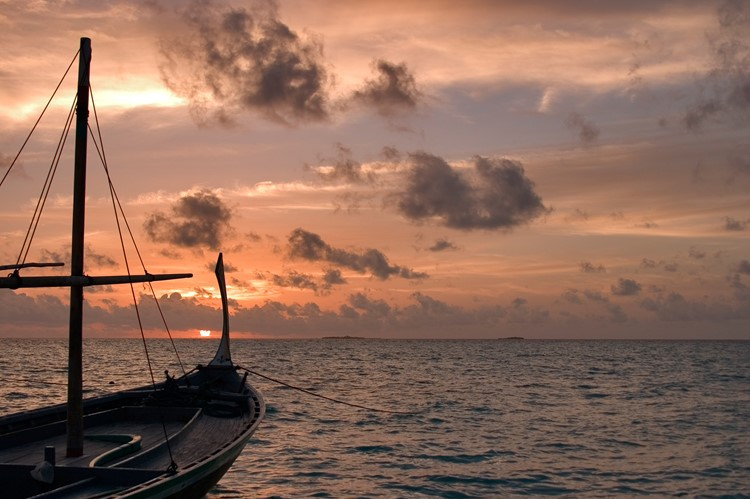 Malediven strand - reis Sri Lanka