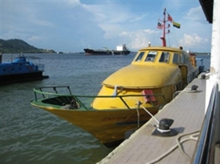 Reisebaustein Malaysia - Pulau Pangkor
