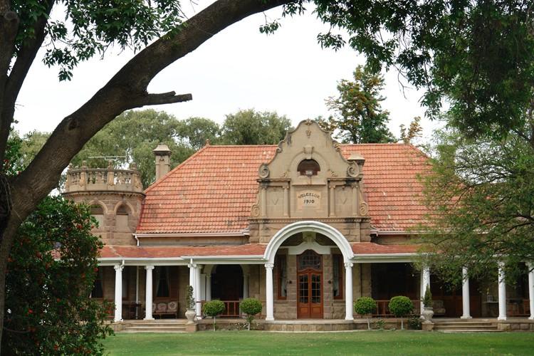 Oudtshoorn - Reisebaustein Südafrika