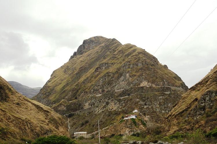 De Duivelsneus - Alausí - Ecuador