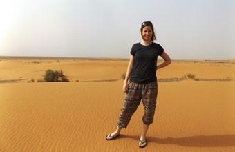 Lana in Marokko