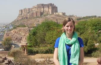 Lana in India