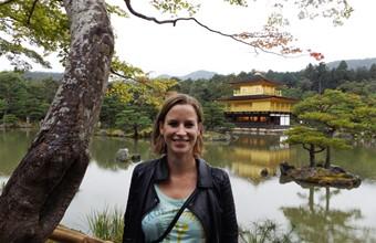 Lana in Japan