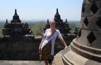 Lana in Indonesie