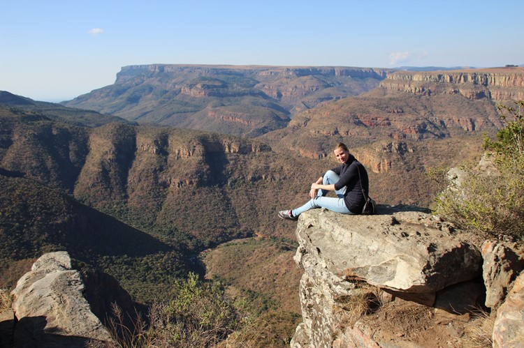 Blyde River Canyon, Panorama Route, Zuid-Afrika