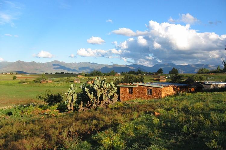 Lesotho - Zuid-Afrika