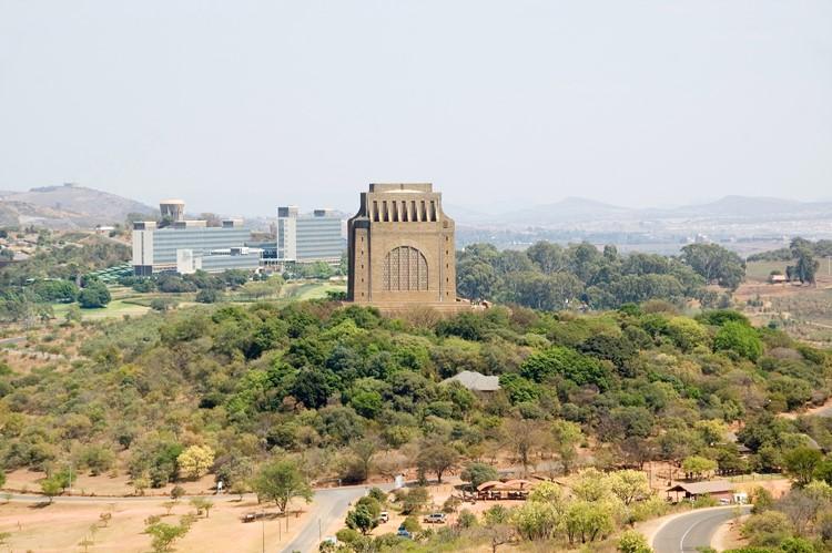Voortrekker Monument, Pretoria, Zuid-Afrika