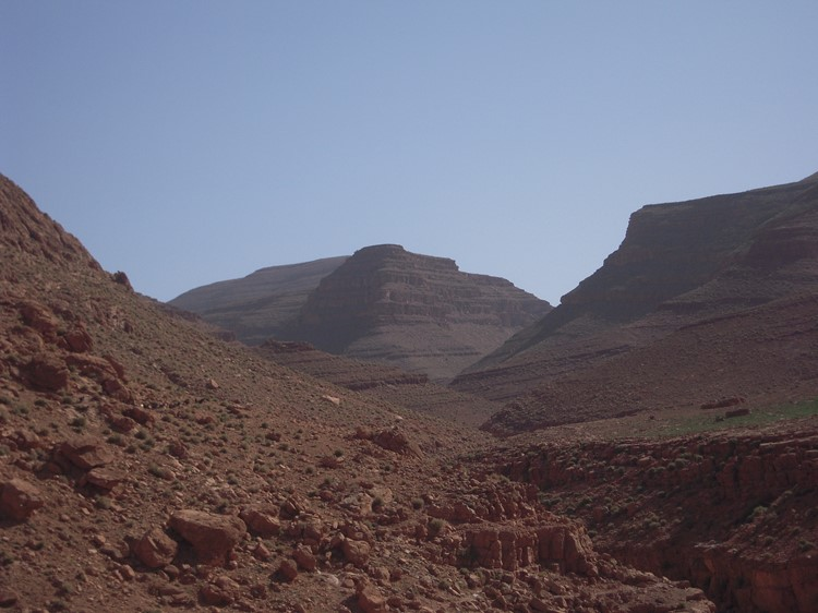 Reisebaustein Marokko - Todraschlucht