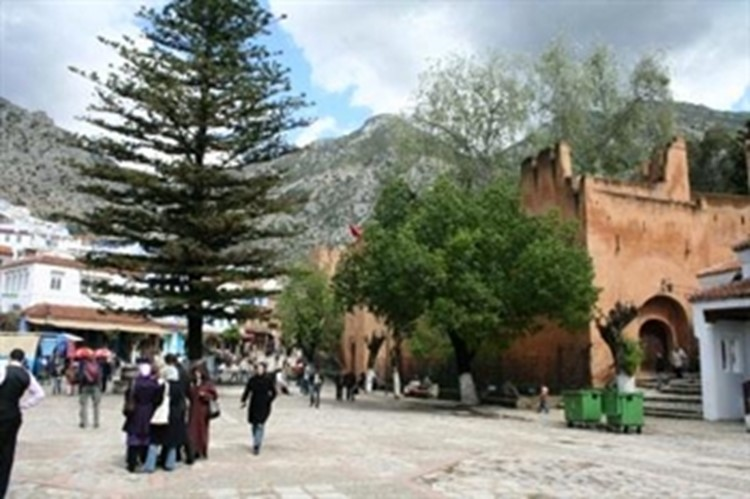Reisebaustein Marokko - Chefchaouen
