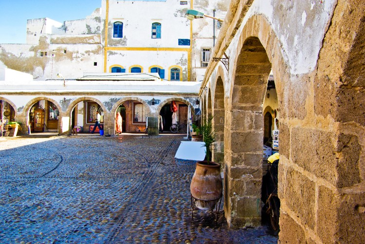 Reisebaustein Marokko - Essaouira