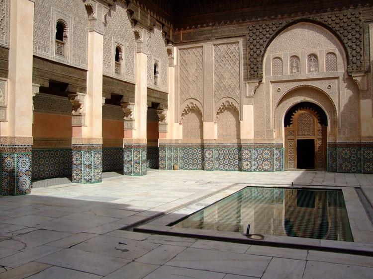 Reisebaustein Marokko - Marrakesch