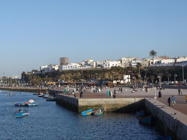 Reisebaustein Marokko - Rabat