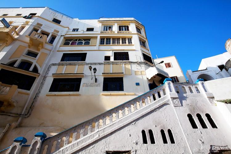 Reisebaustein Marokko - Tanger