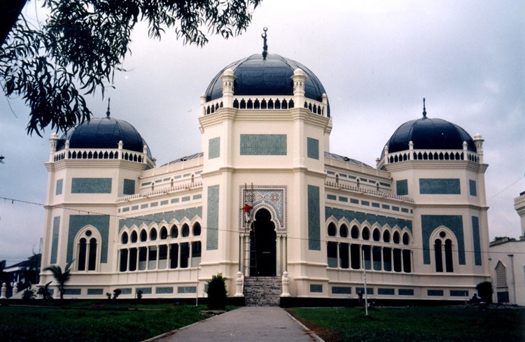 Medan - Sumatra - Indonesië