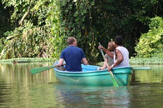 Rundreise Costa Rica - Tortuguero