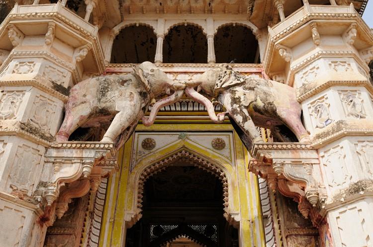 Bundi - Reisebaustein Indien