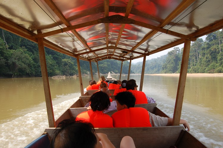 Taman Negara - Reisebaustein Malaysia