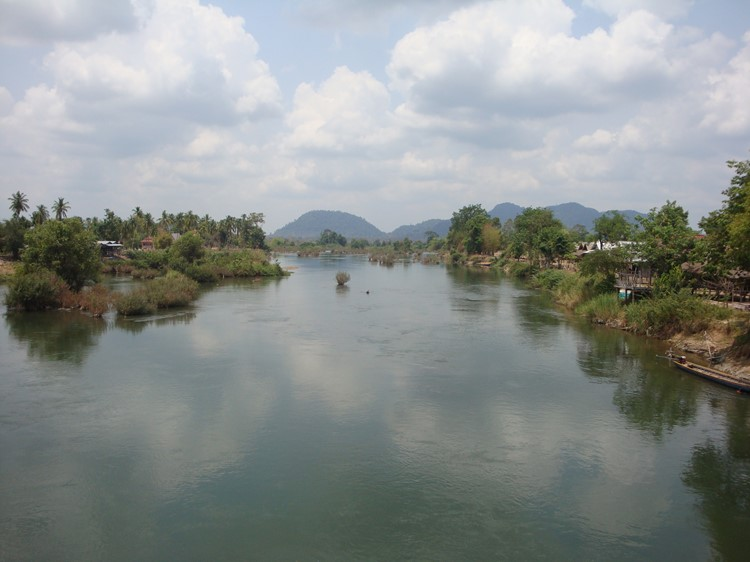 4000 Islands - Laos Reisebaustein
