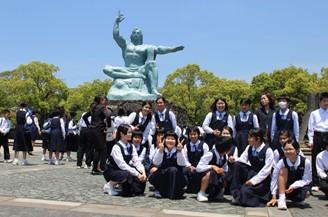 Nagasaki - Reisebaustein Japan
