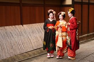 Kyoto - reis Japan