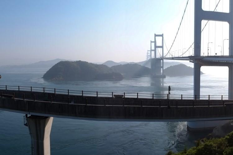 De Shimanami Kaido fietsroute