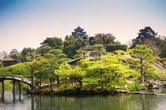 Okayama - Reisebaustein Japan