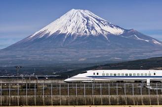 Reisebaustein Japan - Mount Fuji