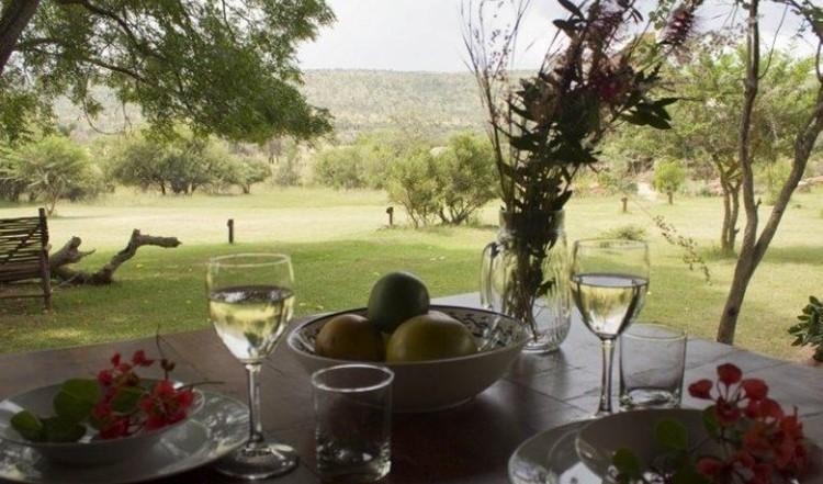 Kololo Game Reserve - Reisebaustein Südafrika